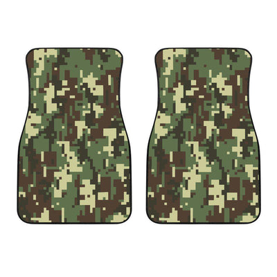 ACU Digital Army Camouflage Car Floor Mats