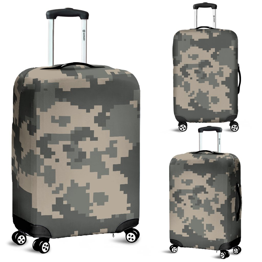 ACU Digital Camouflage Luggage Cover Protector