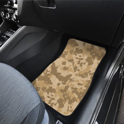 ACU Digital Desert Camouflage Car Floor Mats
