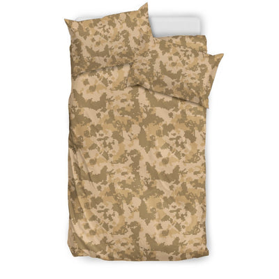 ACU Digital Desert Camouflage Duvet Cover Bedding Set