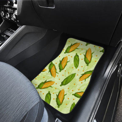 Agricultural Fresh Corn cob Print Pattern Car Floor Mats