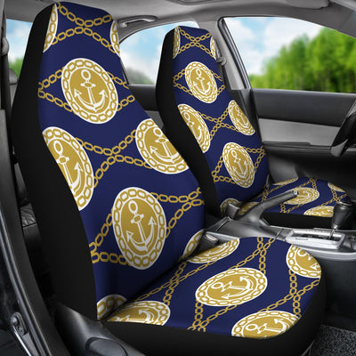 Anchor Luxury Pattern Universal Fit Car Seat Covers