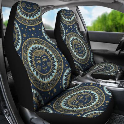 Boho Sun Dream Universal Fit Car Seat Covers