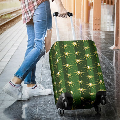 Cactus Skin Print Pattern Luggage Cover Protector
