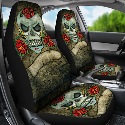Calevera Design No1 Print Universal Fit Car Seat Covers