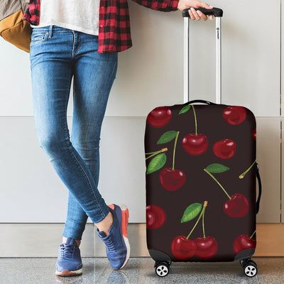 Cherry Fresh Pattern Luggage Cover Protector
