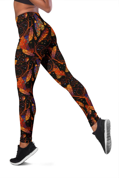 Dream Catcher Native American Design Women Leggings