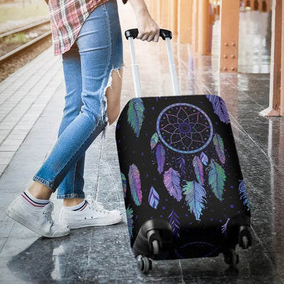 Dream Catcher Tribal Design Luggage Cover Protector