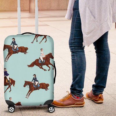 Equestrian Horse Riding Luggage Cover Protector