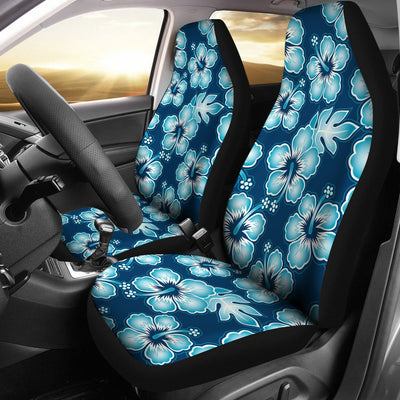 Hibiscus Flower Hawaiian Themed Universal Fit Car Seat Covers