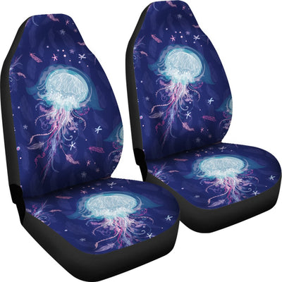 Jellyfish Cute Design Universal Fit Car Seat Covers