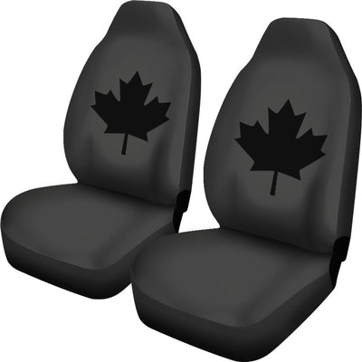 Maple Leaf Design No1 Print Universal Fit Car Seat Covers