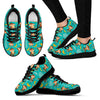 Monkey Happy Design Themed Print Women Sneakers Shoes