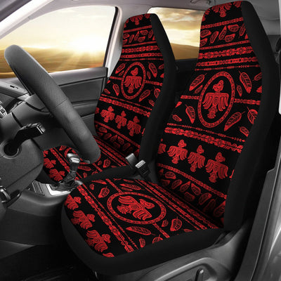 Native American Eagle Themed Print Universal Fit Car Seat Covers