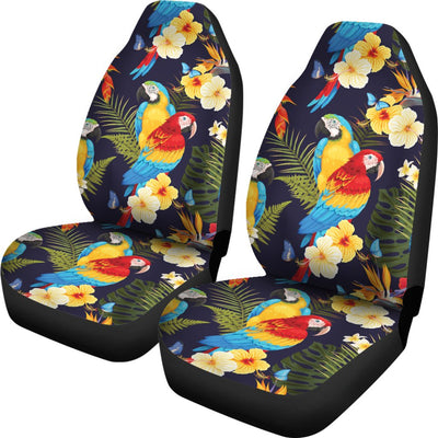 Parrot Themed Design Universal Fit Car Seat Covers