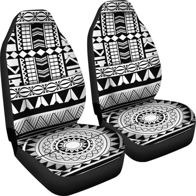 Polynesian Tattoo Design Universal Fit Car Seat Covers