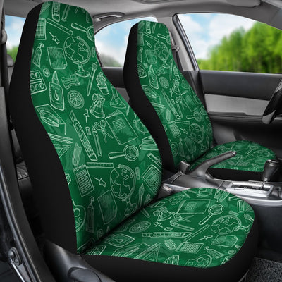 Product Science Teacher Design No1 Print Universal Fit Car Seat Covers