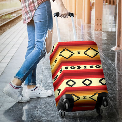 Serape Themed Luggage Cover Protector