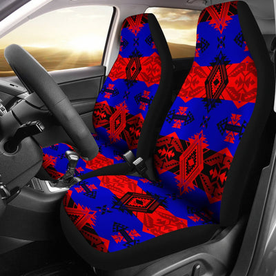 Sovereign Nation Dance Design No1 Print Universal Fit Car Seat Covers