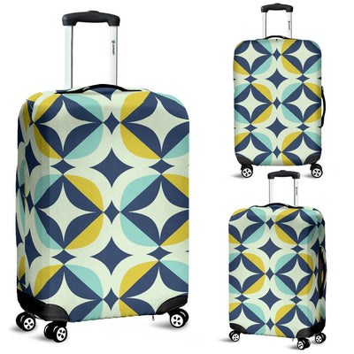 Swedish Design Pattern Luggage Cover Protector