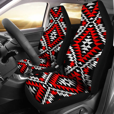 Taos Wool Design No1 Print Universal Fit Car Seat Covers
