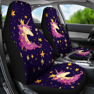 Unicorn Princess Star Sparkle Universal Fit Car Seat Covers