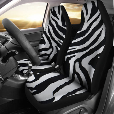 Zebra Themed Design No1 Print Universal Fit Car Seat Covers