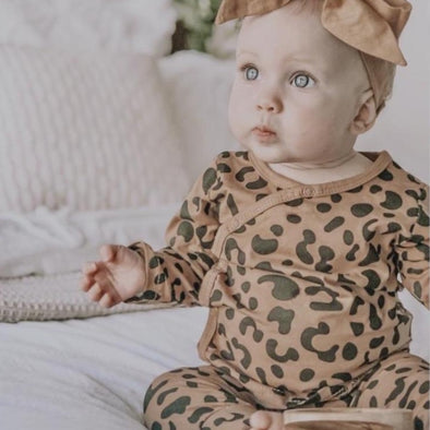 London Leopard print Set