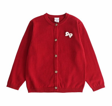 Marley Red Cardigan