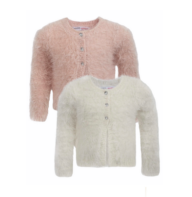 Nayla Fluffy Cardigan