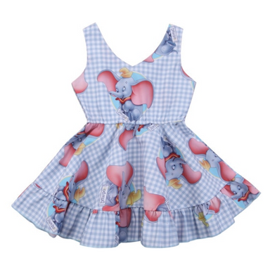Dumbo Princess Dress
