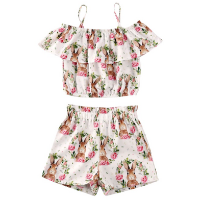York Rabbit Two Piece Set