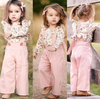 Autumn Two Piece Trouser Summer Set