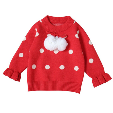 Estella Red Jumper