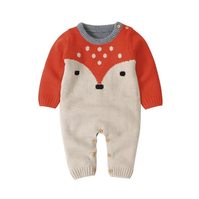 Timothy Fox Knitted Bodysuit