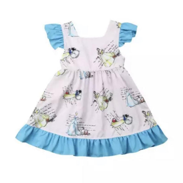 Savanna Princess Dress