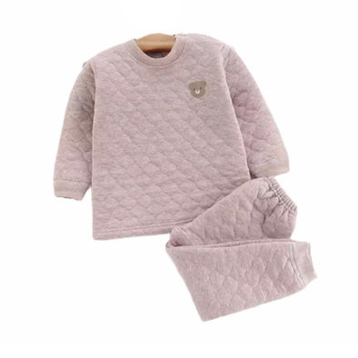 Laya Pink Loungewear Set