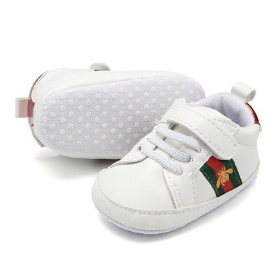 Red Back Bee Soft Trainers