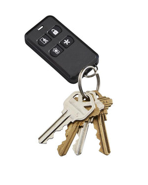 4-Button Key Fob Remote