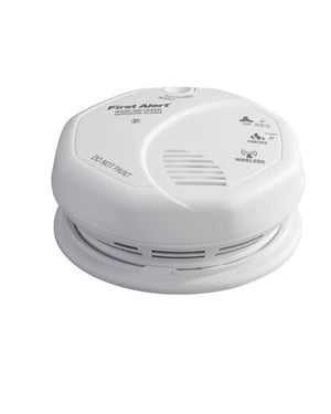 Smoke and CO Alarm