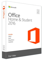 Microsoft Office Home and Student 2016 for Mac - SoftwareChick