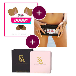 Eau de PARFUM +  Doggy CD + SEX TAPE