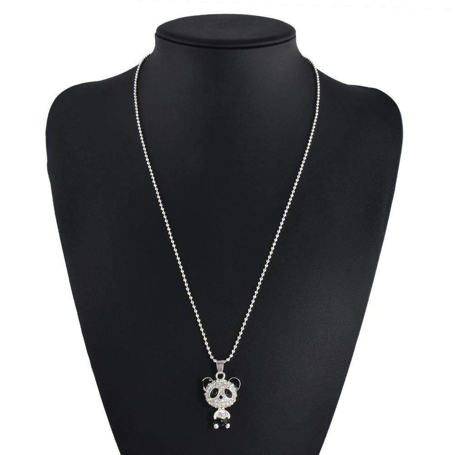 Collier Panda Diamant