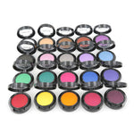 Single Eye Shadow Matte 1pcs Eyes Makeup Matte Eyeshadow-Makeup Access
