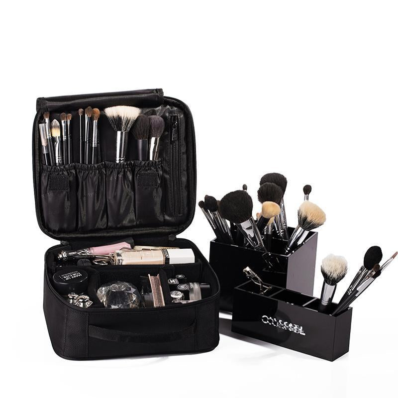 Women Makeup Bags Professional Cosmetic Cases-Makeup Access
