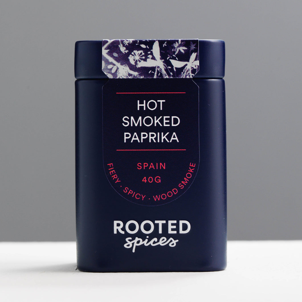 Hot Smoked Paprika