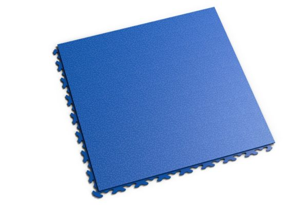 DALLE PVC CLIPSABLE 6,7MM BLEU JOINTURE CACHÉE | PRO INVISIBLE