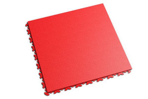 DALLE PVC CLIPSABLE 6,7MM ROUGE JOINTURE CACHÉE | PRO INVISIBLE
