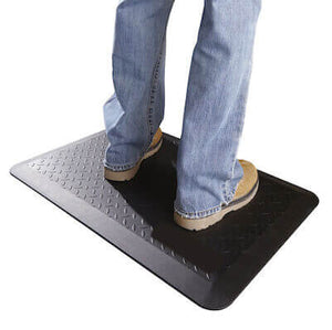 Tapis anti fatigue, station debout prolongée