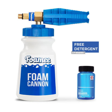 Fireball Foamee Cannon Kit